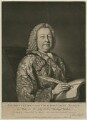 John Willis, by Edward Fisher, published by  John Ryall, after  Thomas Stokes - NPG D37095