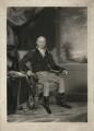 John Willis, by William Say, after  Richard Evans - NPG D37096