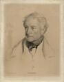 Henry Peyto Verney, 16th Baron Willoughby de Broke, by Richard James Lane, after  Adolphus Robert Venables - NPG D37098