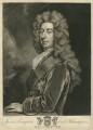 Spencer Compton, Earl of Wilmington, by John Faber Jr, after  Sir Godfrey Kneller, Bt - NPG D37099