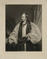 Samuel Wilberforce, by Thomas Lewis Atkinson, published by  James Ryman, after  Frederick Richard Say - NPG D37503