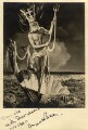 Angus McBean as Neptune, by Angus McBean - NPG x39301