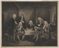Founders of the Scottish Secession Church, by Unknown artist - NPG D36927