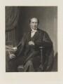 Samuel Fisher, by John Richardson Jackson, after  George Richmond - NPG D36935