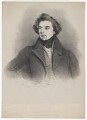 Luigi Lablache, by Achille Devéria - NPG D37124