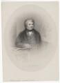 Thomas Landseer, by W. Joseph Edwards, after  George Landseer - NPG D37152