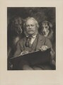 Edwin Landseer, by Samuel Cousins, published by  Henry Graves & Co, after  Edwin Landseer - NPG D37153