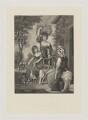 'Miss Potts afterwards the Mother of Sir Edwin Landseer', by Robert Bowyer Parkes, after  Sir Joshua Reynolds - NPG D37154
