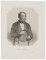 Edwin Lankester, by Thomas Herbert Maguire, printed by  M & N Hanhart, published by  George Ransome - NPG D37167