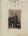 Crofton Moore Vandeleur, by Camille Silvy - NPG Ax55114