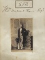 William Dashwood Fane, by Camille Silvy - NPG Ax55166