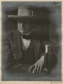 (Edward Henry) Gordon Craig, by Emil Otto ('E.O.') Hoppé - NPG x133157
