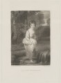 Lady Ann Fitzpatrick, by Samuel William Reynolds, published by  Henry Graves & Co, after  Sir Joshua Reynolds - NPG D36951