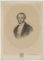 Brook William Bridges, Baron Fitzwalter, by Unknown artist - NPG D36954