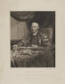 John Latham, by and published by Robert William Sievier, after  John Jackson - NPG D37180