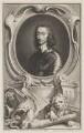 Charles Fleetwood, by Jacobus Houbraken, published by  John & Paul Knapton, after  Robert Walker - NPG D36974