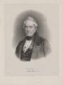 Joseph Fletcher, by John Robert Dicksee, printed by  M & N Hanhart, after  Thomas Francis Dicksee - NPG D36984