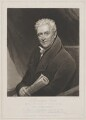 Mr Fletcher, by Charles Turner, published by and after  Charles Ambrose - NPG D36986