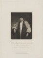 William Laud, by Charles Picart, published by  Lackington, Allen & Co, published by  Longman, Hurst, Rees, Orme & Brown, after  William Haines, after  Sir Anthony van Dyck - NPG D37186