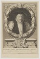 William Laud, printed and sold by Henry Overton, published by  David Loggan, after  Sir Anthony van Dyck - NPG D37187