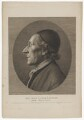 Johann Caspar Lavater, by William Blake, published by  Joseph Johnson - NPG D37198