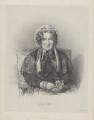 Lady Lawford, by Maxim Gauci, printed by  Paul Gauci, after  William Carpenter - NPG D37204