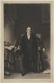 Edward Lawford, by William Ward, after  Henry William Pickersgill - NPG D37205