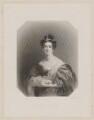 Lady Emily Foley (née Graham), by Joseph Brown, after  Frederick Richard Say - NPG D36989