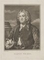 Martin Folkes, by Thomas Cook, published by  George and John Robinson, after  William Hogarth - NPG D36992
