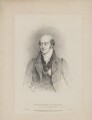 Sir Thomas Lawrence, printed by Charles Joseph Hullmandel, published by  Joseph Dickinson, after  Sir William Charles Ross - NPG D37215