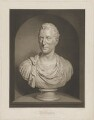 Arthur Wellesley, 1st Duke of Wellington, by E. Bocquet, after  John Taylor, after  Joseph Nollekens - NPG D37610