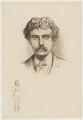 Cecil Gordon Lawson, by Sir Hubert von Herkomer - NPG D37223