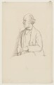 (William) Edward Hartpole Lecky, by Sir William Rothenstein - NPG D37232