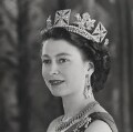 Queen Elizabeth II, by Baron (Sterling Henry Nahum) - NPG x132907