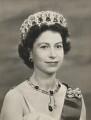 Queen Elizabeth II, by Baron (Sterling Henry Nahum) - NPG x132904