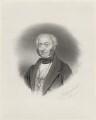 Mr Webb, by George B. Black - NPG D37623