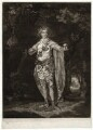Anthony Webster as Comus in Milton's 'Comus', by Henry Kingsbury, published by  Francis Wheatley - NPG D37625