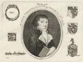 Joseph Samuel Webster, by James Basire, after  Joseph Samuel Webster - NPG D37627