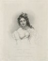 Maria Stanhope (née Foote), Countess of Harrington, by Charles Picart, published by  William Cribb, after  George Clint - NPG D37716