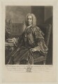 Duncan Forbes of Culloden, by John Faber Jr, sold by  Christopher Seton, after  Jeremiah Davison - NPG D37720