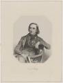 Edward Forbes, by Thomas Herbert Maguire, printed by  M & N Hanhart - NPG D37722