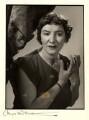 Myra Verney, by Angus McBean - NPG x39402