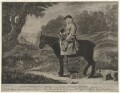 Arthur Wentworth of Bulmer, by Valentine Green, after  Nathan Drake - NPG D37648