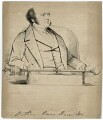 William Rowan Hamilton, by John Kirkwood, after  Charles Grey - NPG D37806