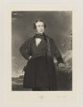 George Cornwall Legh, by Thomas Oldham Barlow, published by  Thomas Agnew, after  Philip Westcott - NPG D37261