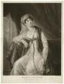 Giuseppina Grassini, by Samuel William Reynolds, published by  Colnaghi & Co, after  Elisabeth-Louise Vigée-Le Brun - NPG D37808