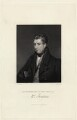 William Jerdan, by Thomas Woolnoth, published by  Fisher Son & Co, after  J. Moore - NPG D37809