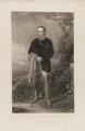 Thomas William Coke, 2nd Earl of Leicester of Holkham, by Ferdinand Jean de la Ferté Joubert, printed by  Thomas Brooker, after  George Richmond - NPG D37274