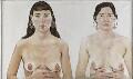 Ishbel Myerscough; Chantal Joffe ('Two Girls'), by Ishbel Myerscough - NPG 6959