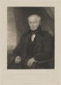 Edward King Fordham, by Samuel Bellin, published by  Thomas Pickering, after  Thomas Roods - NPG D37729
